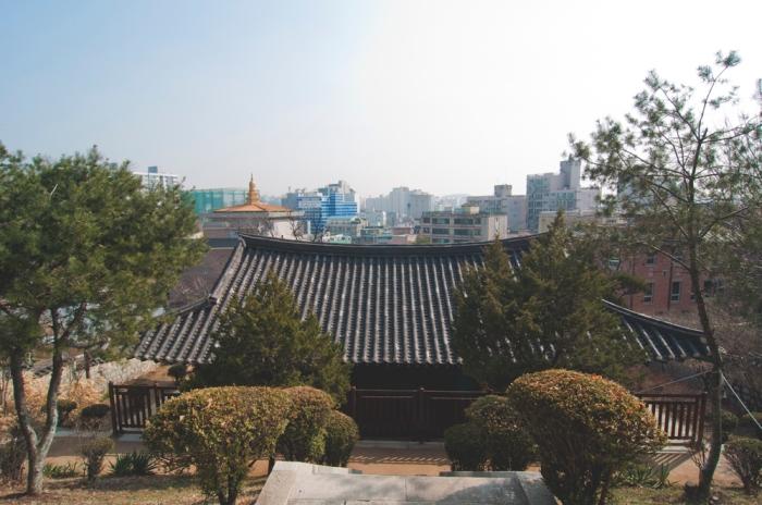 Yangcheon Hyanggyo by Meagan Mastriani